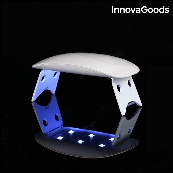 Mini LED UV lampa na nehty InnovaGoods