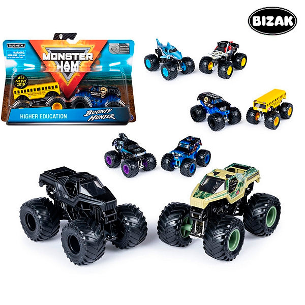 Automobil Monster Jam Bizak (2 uds)