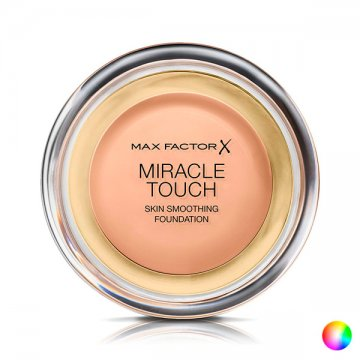 Podklad pro tekutý make-up Miracle Touch Max Factor - 045 - warm almond