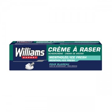 Shaving Cream Ice Fresh Williams - 100 ml