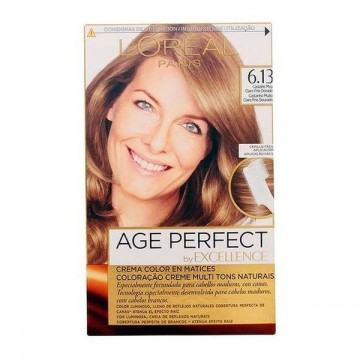 Trvalá barva Excellence Age Perfect L'Oreal Expert Professionnel