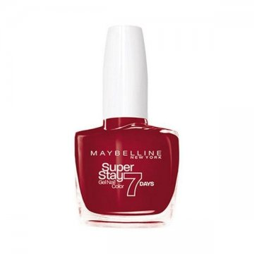 lak na nehty Forever Strong Maybelline - 490 - hot salsa