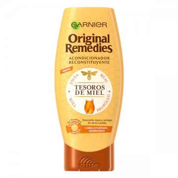 Kondicionér ORIGINAL REMEDIES tesoros de miel Garnier (250 ml)