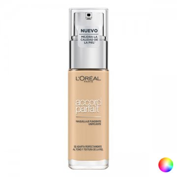 Podklad pro tekutý make-up Accord Parfait L'Oreal Make Up (30 ml) - 5,5D/5,5W-golden sun 30 ml