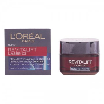 Noční krém Revitalift Laser L'Oreal Make Up - 50 ml