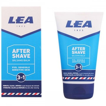 After Shave Balm Sensitive Skin Lea (125 ml)
