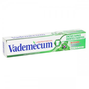 Toothpaste Healthy Gums and Strong Teeth Vademecum (75 ml)