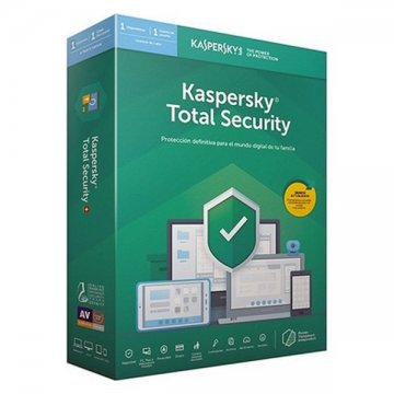 Antivirus Kaspersky Total Security MD 2020 - 1 licence
