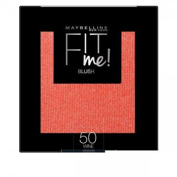 Růž Fit Me! Maybelline (5 g) - 55-berry 5 gr