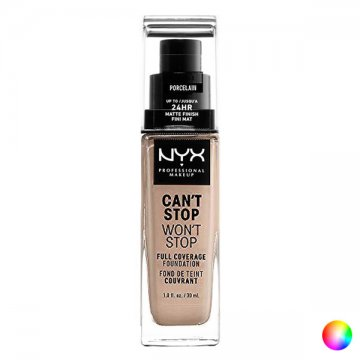 Podklad pro tekutý make-up Can't Stop Won't Stop NYX (30 ml) - sienna 30 ml