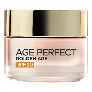 Krém proti vráskám Golden Age L'Oreal Make Up (50 ml)