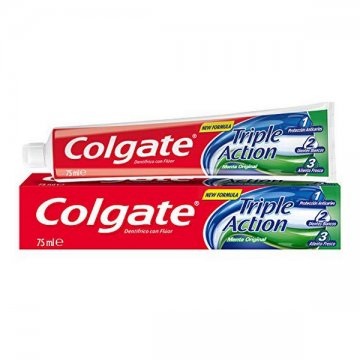 Zubní pasta Triple Accion Original Mint Colgate (75 ml)
