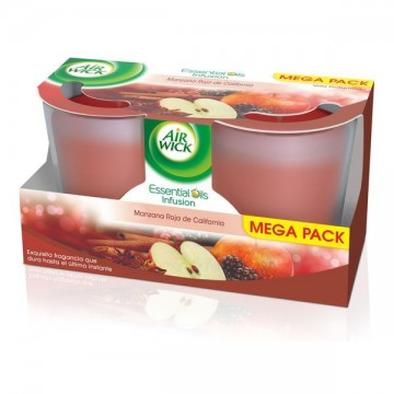 Svíčka Air Wick Red California Apple (2 kusy)
