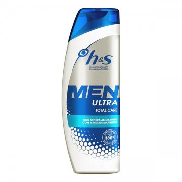 Posilující šampon H&s Men Ultra Total Care Head & Shoulders (600 ml)
