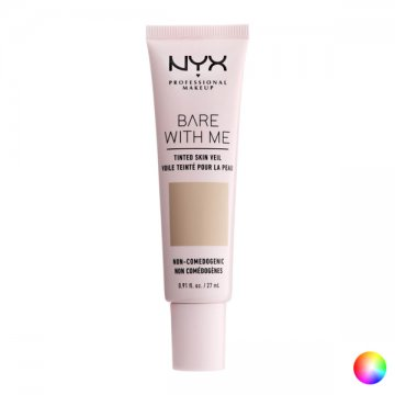 Make up Bare With Me NYX (27 ml) - natural soft beige 27 ml
