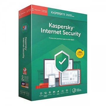 Antivirus Kaspersky Internet Security MD 2020 - 1 licence