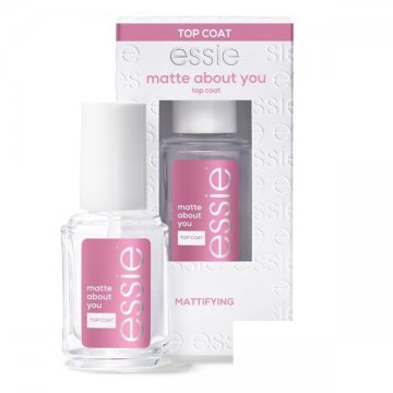 Lak na nehty MATTE ABOUT YOU mattifying Essie (13,5 ml)