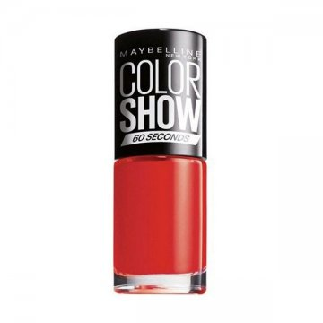 lak na nehty Color Show Maybelline - 677 - blackout