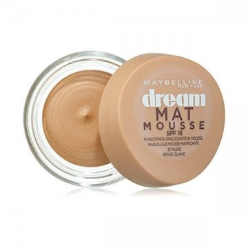 Podkladový pěnový make-up Dream Matt Maybelline (18 ml) - 50 - Sun bronze