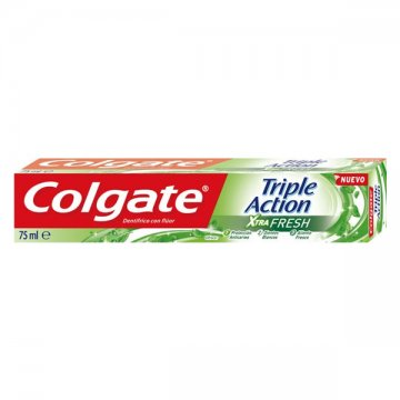 Zubní pasta TRIPLE ACTION XTRA FRESH Colgate (75 ml)