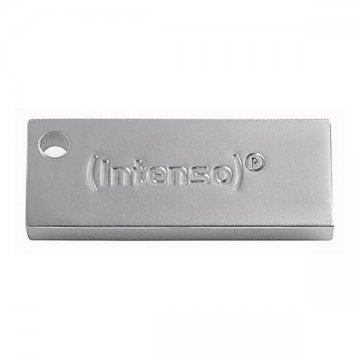 Flash disk INTENSO Premium 3534491 USB 3.0 128 GB Stříbřitý