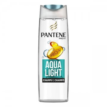 Zhušťovací šampon Aqua Light Pantene (400 ml)