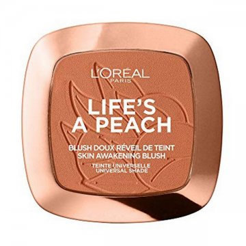 Růž Life's A Peach 1 L'Oreal Make Up (9 g)